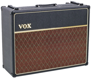 Vox AC30 guitarpoll