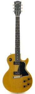 Gibson 1956 Les Paul Special in TV yellow guitarpoll