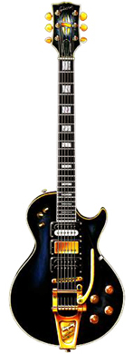 Gibson 1960 Les Paul Custom Bigsby tremolo guitarpoll