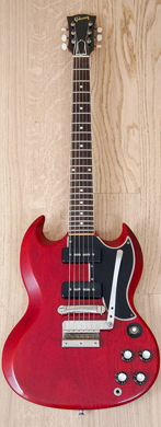 Gibson 1962 SG Special with P-90 pickups guitarpoll