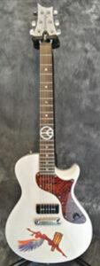 PRS Santana Abraxas SE One guitarpoll