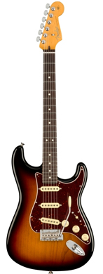 Fender Stratocaster American Professional II guitarpoll