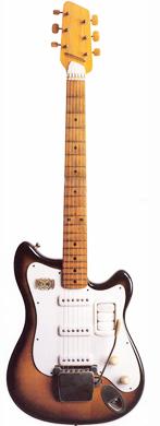 Futurama 1950 Grazioso guitarpoll