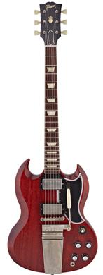 Gibson 1964 SG Custom Standard guitarpoll