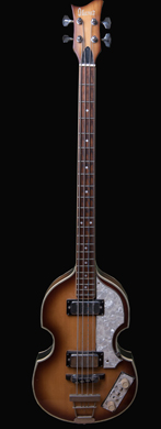 Ibanez Model-2357 Violin bass guitarpoll