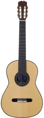 Jose Ramirez GH George Harrison Classical Guitar guitarpoll