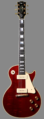 Gibson 1953 Les Paul Ole Red guitarpoll