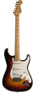 Fender 1958 Stratocaster Custom Shop Masterbuilt guitarpoll