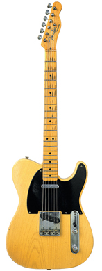 Fender 1951 Telecaster guitarpoll
