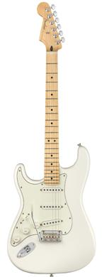 Fender Stratocaster Left Handed guitarpoll
