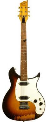Barth 1961 Model 200 guitarpoll