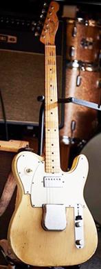 Fender tribute Telecaster Steve Howe guitarpoll