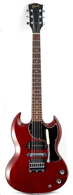 Gibson 1965 SG Junior guitarpoll