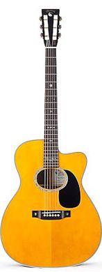 Martin MC-38 Steve Howe sign guitarpoll