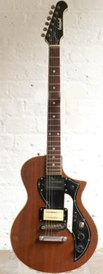 Eccleshall Custom Rory Gallagher guitarpoll