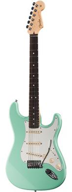 Fender 1961 Stratocaster Sea Foam Green guitarpoll