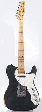 Fender 1970 Telecaster Thinline guitarpoll