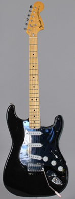 Fender 1974 Stratocaster chrome pickguard guitarpoll