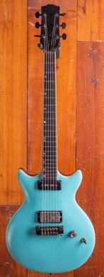 Piet Visser Doublecut guitarpoll
