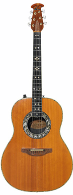 Ovation Custom Legend guitarpoll